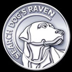 Search Dog's Raven Logo